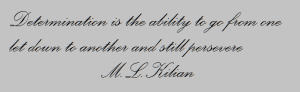 quoteby MLKilian
