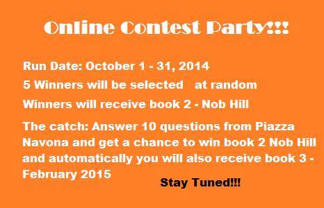 Contest - Oct 2014