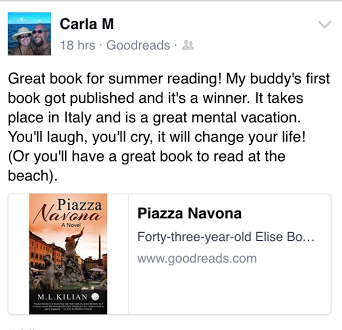 carla's review