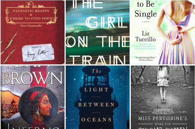 Books Turned Into Film – 2016List